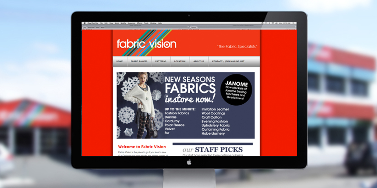 fabric vision website