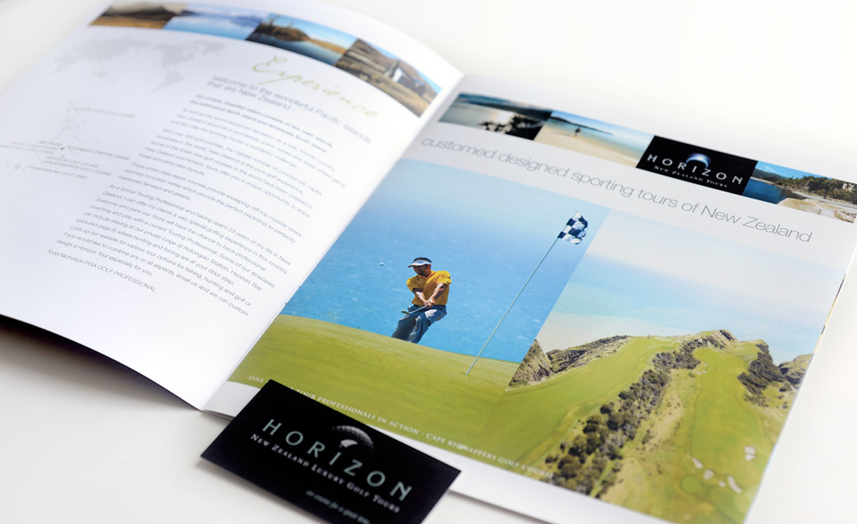Horizon Golf Brochure