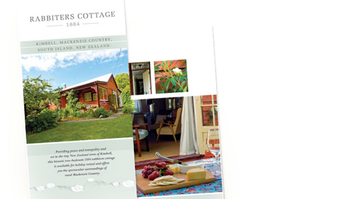 NZ Cottages Brochure