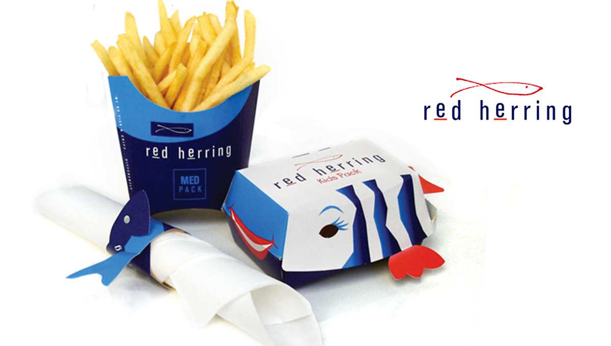 Red Herring Packaging