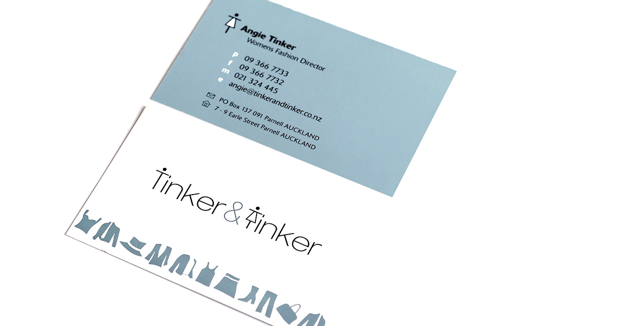 Tinker & Tinker Business Card