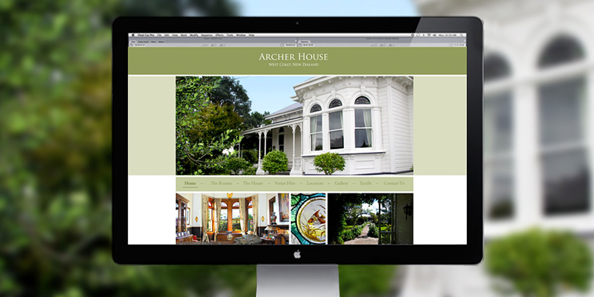 archer house website