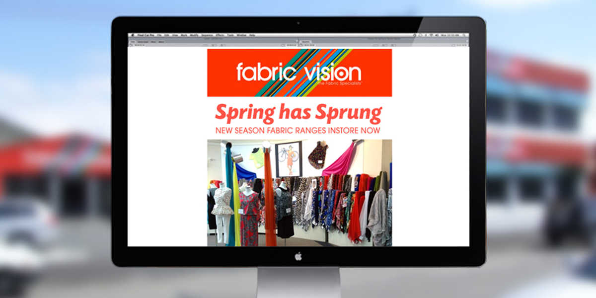 fabric vision online marketing