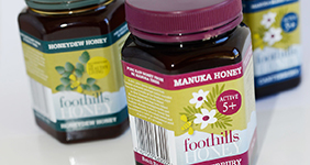 Foothills Honey