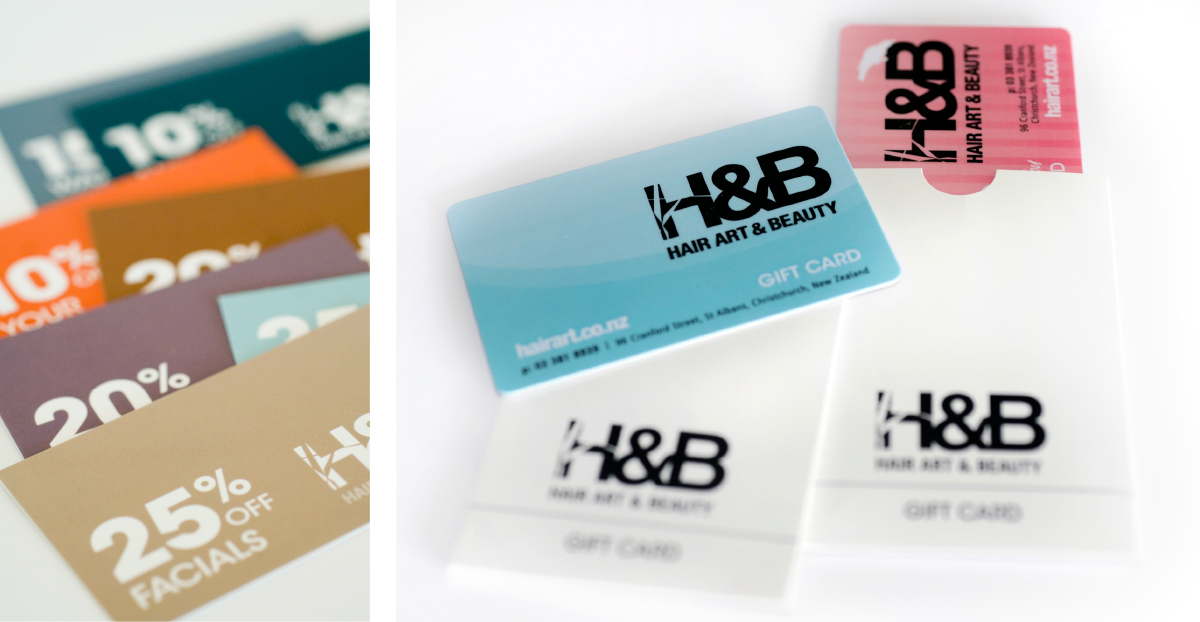 H&B Giftcards