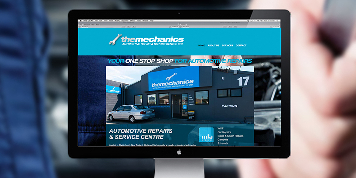 The Mechanics Website