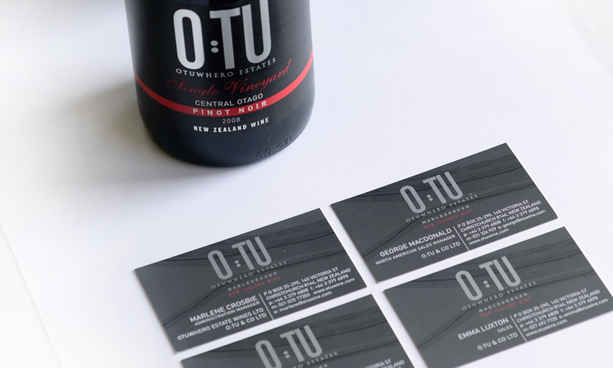OTU Single Vineyard