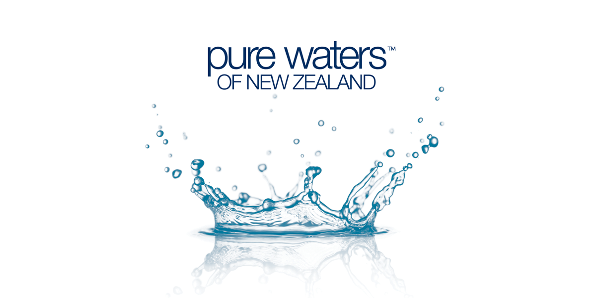 Pure Waters Logo
