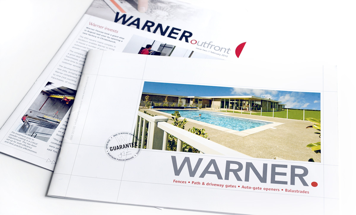 Warners Brochure